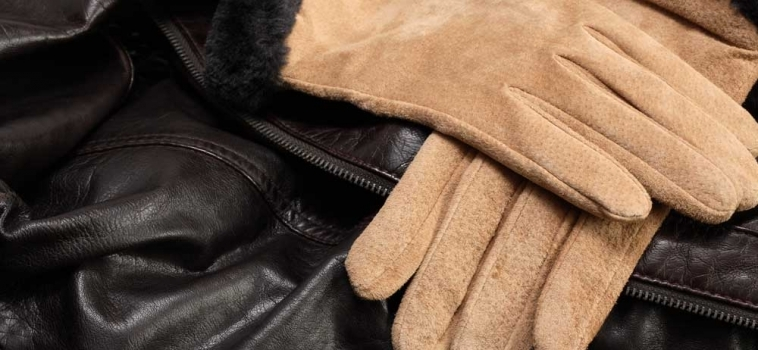 Suede & Leather
